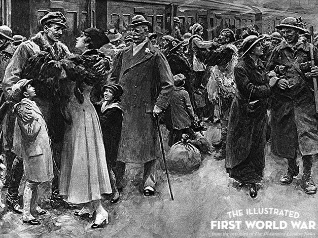 Illustrated London News Christmas Number, 1916