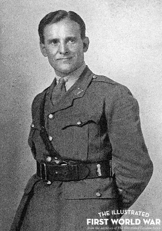 Lieutenant Percival Anderson