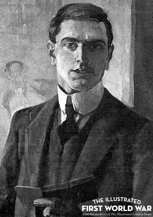 The artist Philip Dadd