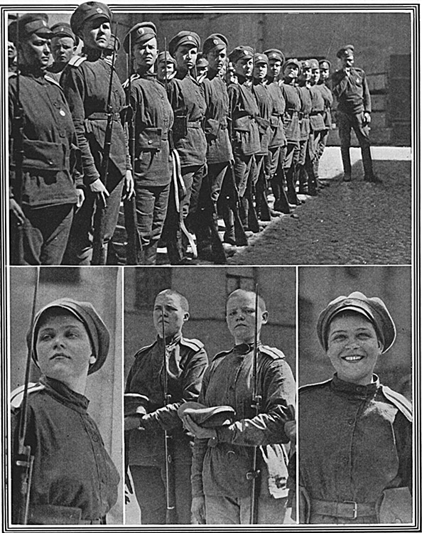 World War One Soldiers - The Battalion of Death